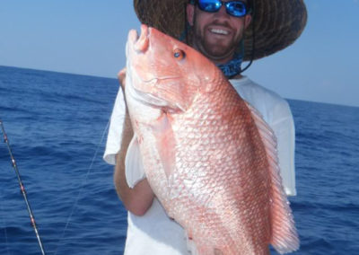 Captain Jason Stock - American Red Snapper