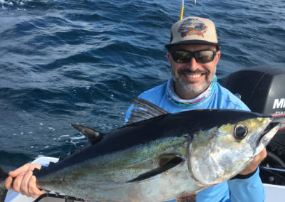 Winter Yellowfin Tuna