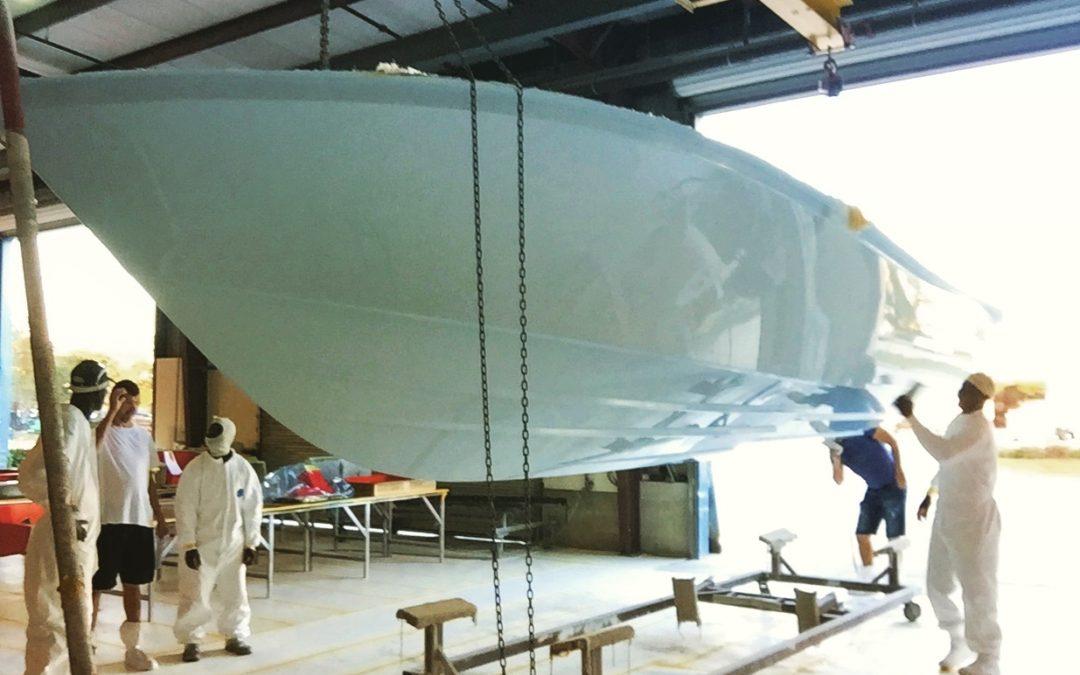 Update 11/27 – 26′ Yellowfin Build