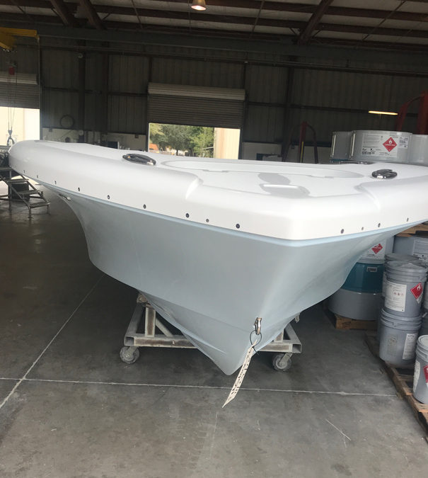 Update 12/13 – 26′ Yellowfin Build